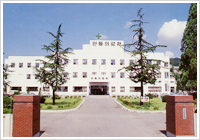 1986년 의료원 개축준공