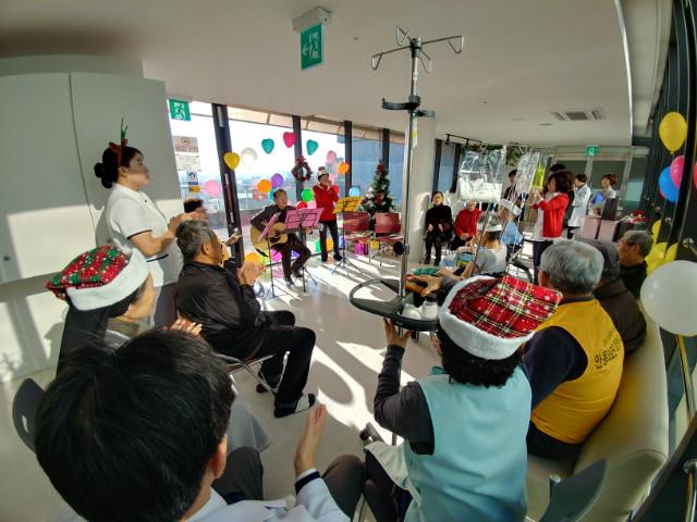 2017년 크리스마스 작은 음악회